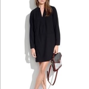 Madewell Director Shift Dress